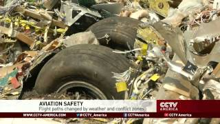 See the news report video by Michael Planey talks aviation safety