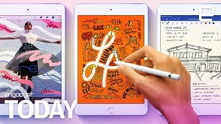 Apple announces a bigger iPad Air and refreshed iPad Mini | Engadget Today - ENGADGET