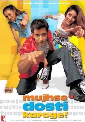 Mujhse Dosti Karoge Hindi Movie *BluRay