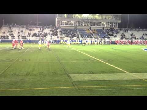 Hofstra Lacrosse: Lance Yapor Scores vs. Fairfield, 2/28/12