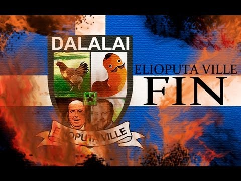 El Fin de Elioputa Ville - Elioputa Ville Stories 11 (Final) - Minecraft
