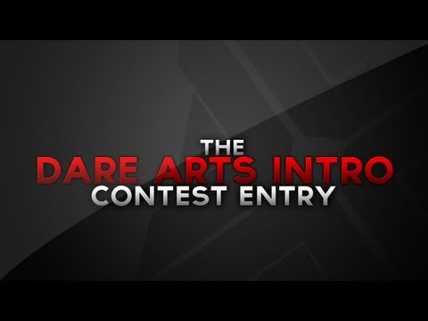 Speed Arts By NzO - The Dare Arts Intro Speed Art entry