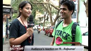 R... Rajkumar : What does R stands in R...Rajkumar? - Audience's Response