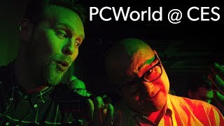 Behind the scenes with Gordon and PCWorld at CES 2019 - PCWORLDVIDEOS