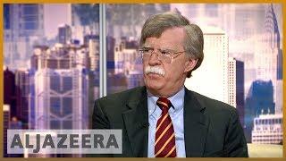 🇺🇸 Trump names Bolton as new National Security Adviser | Al Jazeera English - ALJAZEERAENGLISH