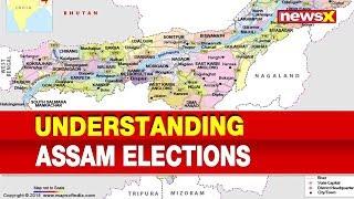 Lok Sabha Elections 2019: Understanding Assam, Major Issues in North East, NRC Debate - NEWSXLIVE