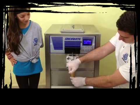 Maquinas de helado suave / Maquinas de Frozen Yogurt / Maquinas de helado