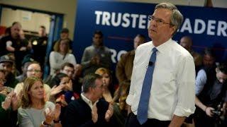 Jeb Bush: Attacking Marco Rubio isn't comfortable fo... - CNN