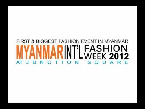 FIRST & BIGGEST FASHION EVENT IN MYANMAR