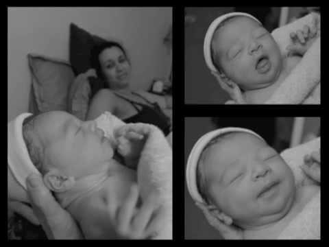 Hannah's Home Birth Slideshow