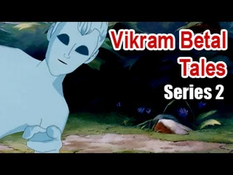 Vikram Betal Cartoon Stories - Series 2