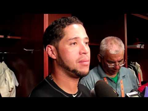 Gregor Blanco on Marco Scutaro playing through pain