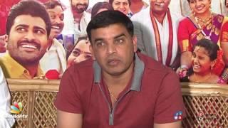 Dil Raju Press Meet ll Sharvanand ll Anupama Parameswaran - IGTELUGU