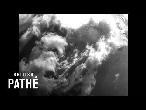 Nagranie testu bomby atomowej w Nevadzie, 1952 r.