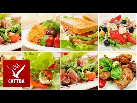 Раздельное питание и таблица совместимости продуктов