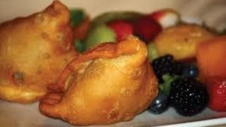 Samosa(Fruits)..