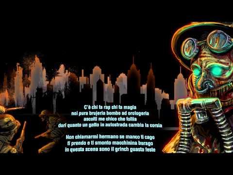 En?gma, El Raton, Jack the Smoker - Hi Haters [prod. by Prestige] - MM3 #01