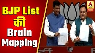 Know how BJP made its list of 28 candidates from Uttar Pradesh - ABPNEWSTV