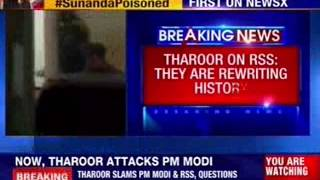 PM hasn't done much on employment: Tharoor - NEWSXLIVE