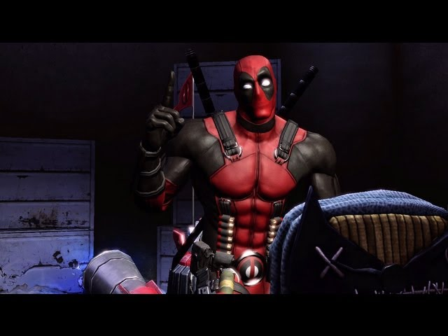 Deadpool Video Game - Preview