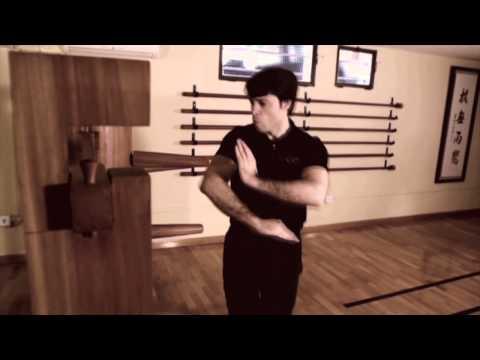 Wing Chun Kung Fu - Forma Muk Yan Jong (Muñeco de Madera) - Marcelo Navarro HD