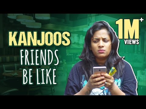 Every Kanjoos Friend Ever || Mahathalli - حواء توداي
