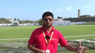 Cricket World Live from Galle, Sri Lanka v India 1st Test Preview - CRICKETWORLDMEDIA
