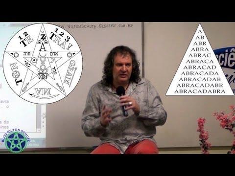 Nilton Schutz - O Poder do Tetragrammaton e Abracadabra