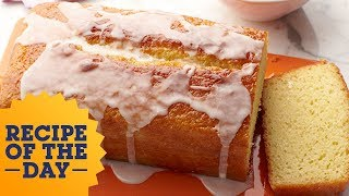 Recipe of the Day: Ina's 5-Star Lemon Yogurt Cake | Food Network - FOODNETWORKTV