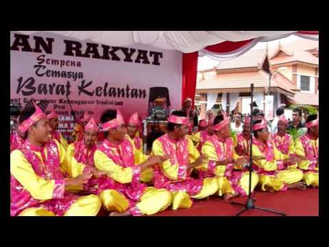Kelantan Destinasi Pelancungan - Temasya Dikir Barat Kelantan