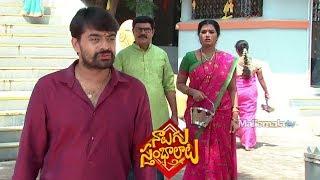 Naalugu Sthambalata Serial Promo - 9th October 2019 - Naalugu Sthambalata Telugu Serial - MALLEMALATV