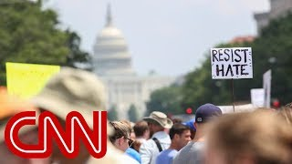 Dueling rallies protest in Washington - CNN