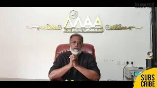 MAA Association President Benarjee About Carona Virus | TFPC - TFPC