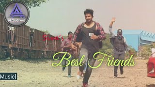 Best Friends Telugu Short Film || Directed By M Siva kumar || From Anu Productions - YOUTUBE