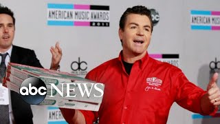 Papa John's founder accused of sexual harassment - ABCNEWS