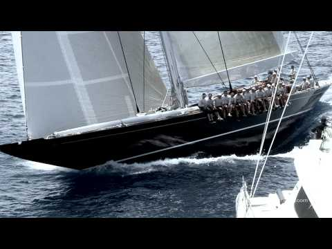 J Class Sailing Racing Promotional Video - HD