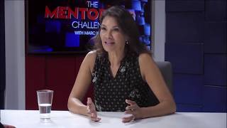 Mentorship Challenge with Marc Wainer hosts Amy Kleinhans-Curd and Gil Oved - ABNDIGITAL