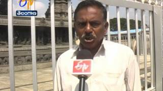 Mal Practices Uninterruptedly Going On In Holy Bhadradri:  ETV Investigative Story - ETV2INDIA
