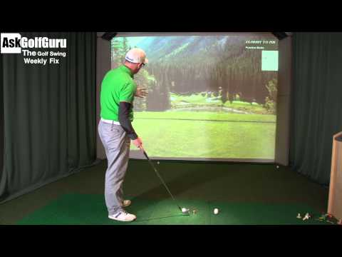 The Golf Swing Weekly Fix Quick Fixes and Golf Tips