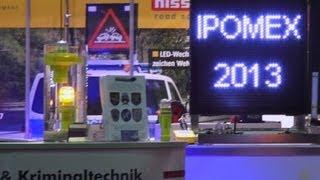 NRWspot.de | IPOMEX® Polizeimesse Halle Münsterland