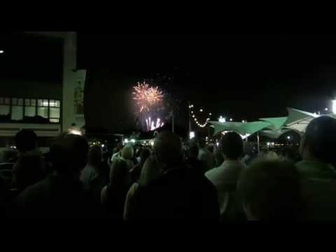 Alexandria 265th Birthday Fireworks 2014