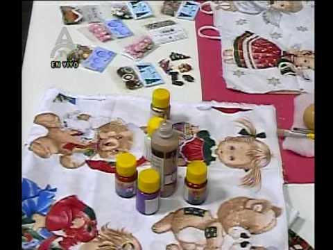 Detalles Magicos con MimiLuna-Franela con Decoupage de ANGEL.www.tremendaluna.com 1
