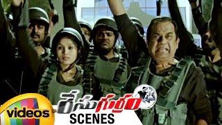 Mahesh Babu Movie Dialogues By Brahmanandam | Race Gurram Scenes | Shruti Haasan | Mango Videos - MANGOVIDEOS