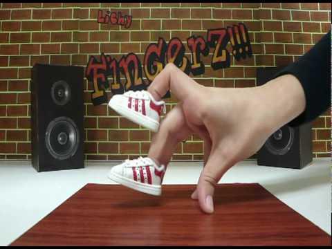 Breakdance trochu jinak:D