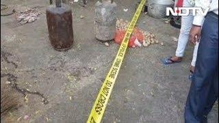 नोएडा सेक्टर 49 में एनकाउंटर, 2 लाख का इनामी बदमाश मारा गया - NDTVINDIA