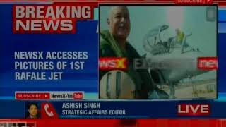 Rafale War: 1st made for India Rafale exclusive on NewsX - NEWSXLIVE