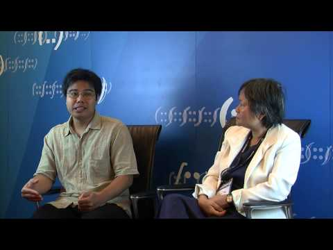 APRICOT 2014: Sheau Ching Chong & Khairil Yusof - ISIF Projects