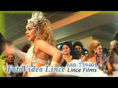 Bodas Videos Gitana Chillo y Carmina la fiesta - YouTube.