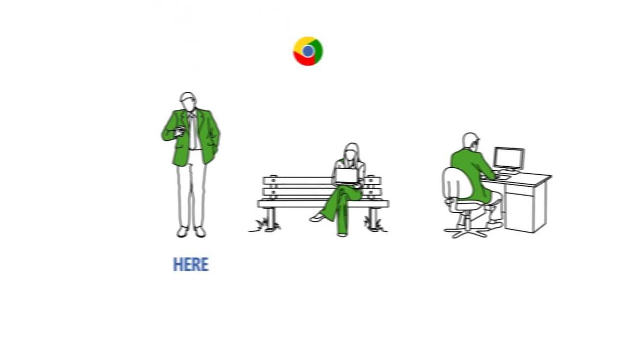 Microsoft Internal Google Chrome Bouncing Ball Now Everywhere Parody