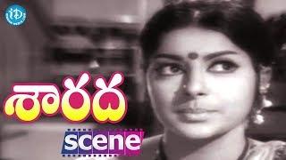 Sarada Movie Scenes - Jayanti Makes A Prank Call To Shobhan Babu || Sharada - IDREAMMOVIES